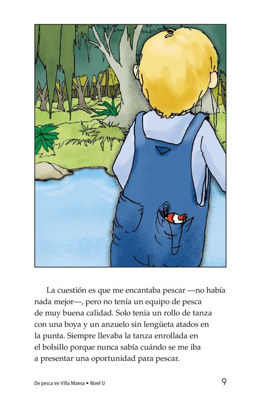 Book Preview For Fishing in Simplicity Page 9
