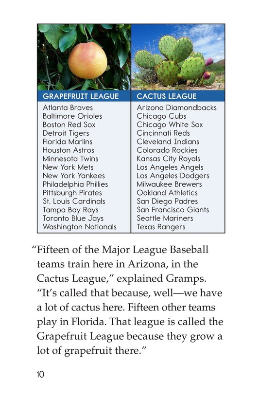 Book Preview For Scotty's Spring Training Page 10
