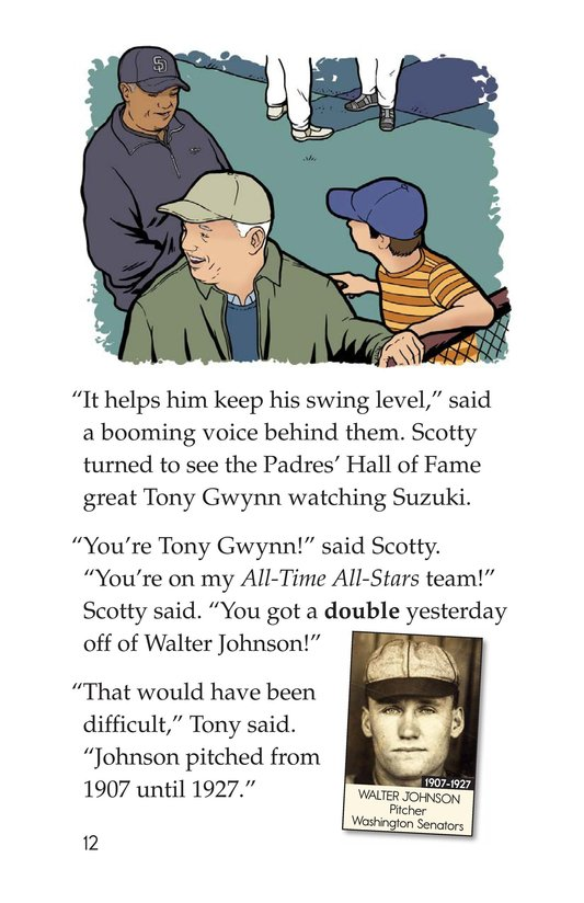 Book Preview For Scotty's Spring Training Page 12