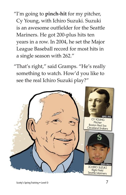 Book Preview For Scotty's Spring Training Page 7
