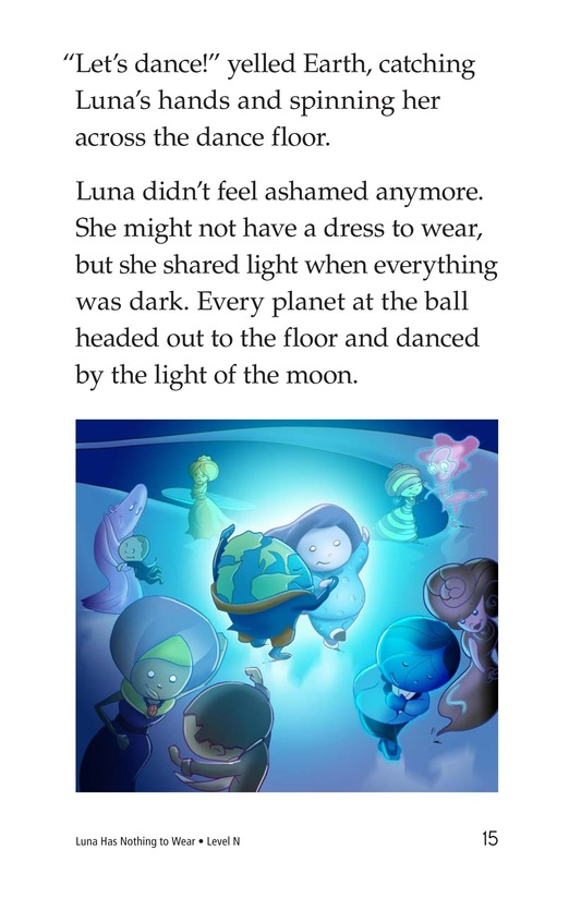 Book Preview For Luna Has Nothing to Wear Page 15