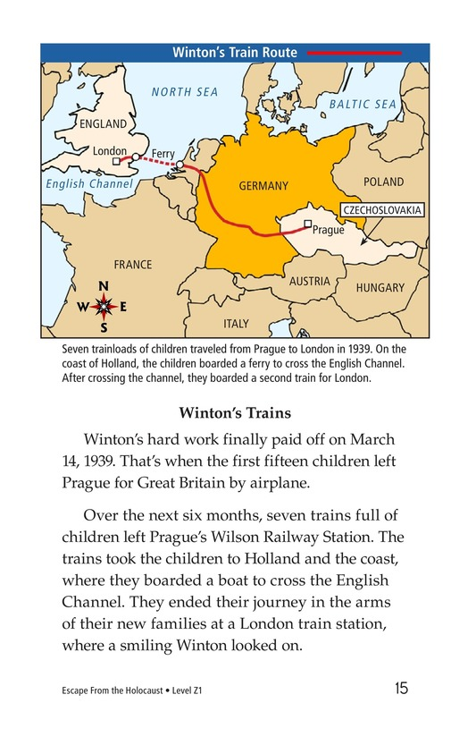 Book Preview For Escape From the Holocaust Page 15