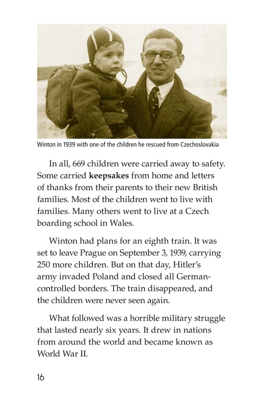 Book Preview For Escape From the Holocaust Page 16