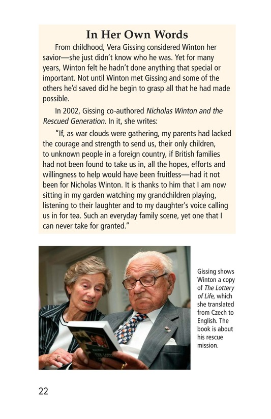 Book Preview For Escape From the Holocaust Page 22