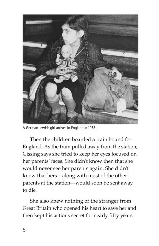 Book Preview For Escape From the Holocaust Page 6