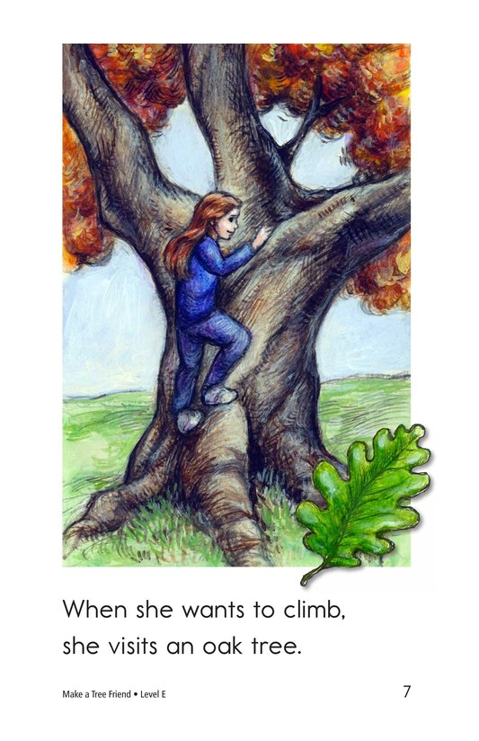 Book Preview For Make a Tree Friend Page 7