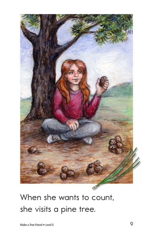 Book Preview For Make a Tree Friend Page 9