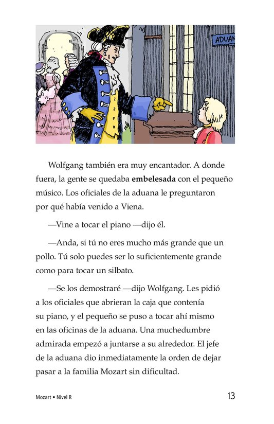 Book Preview For Mozart Page 13
