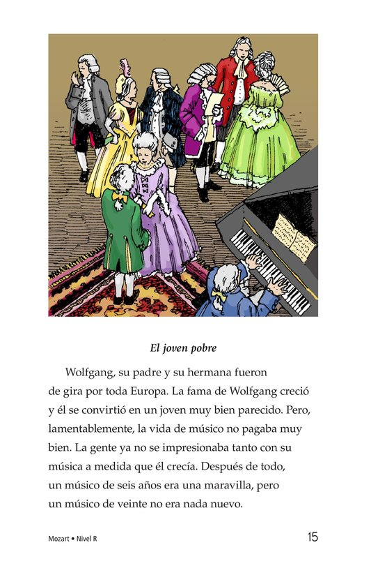 Book Preview For Mozart Page 15