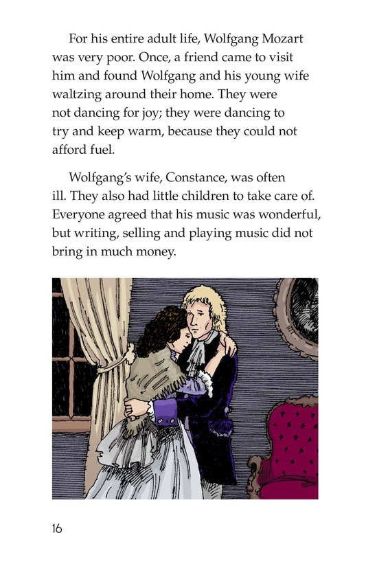 Book Preview For Mozart Page 16