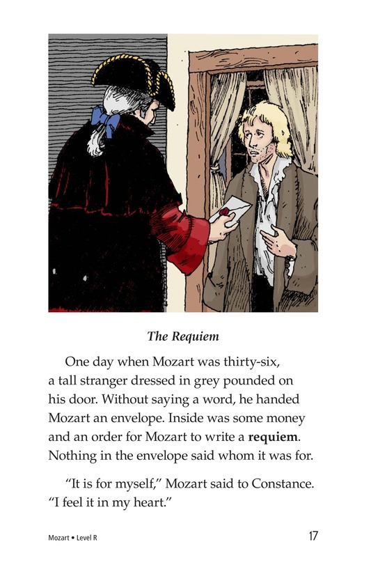 Book Preview For Mozart Page 17