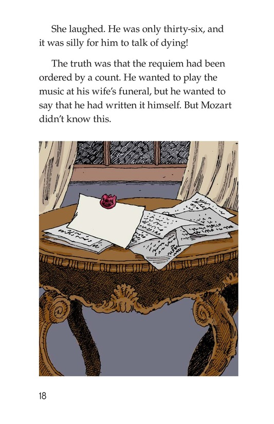 Book Preview For Mozart Page 18