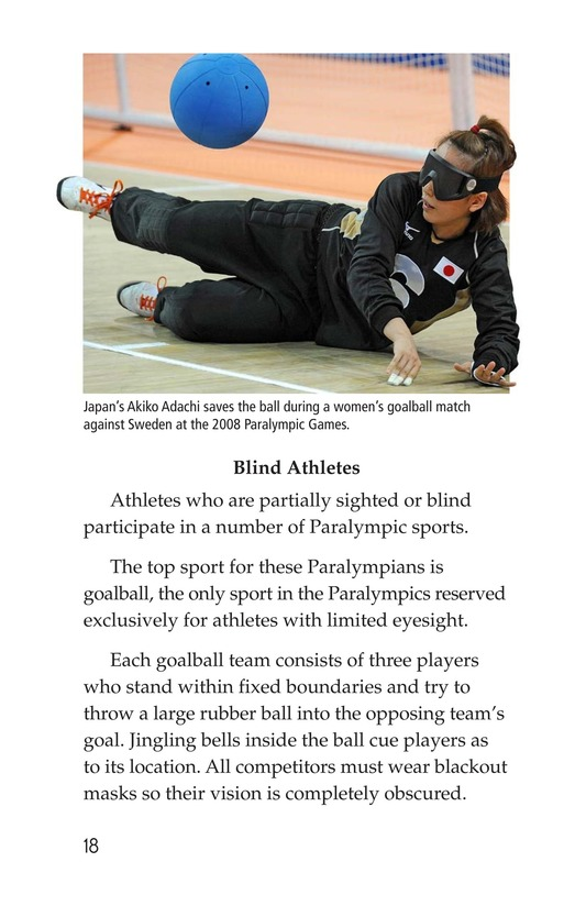Book Preview For Adaptive Athletes Page 18