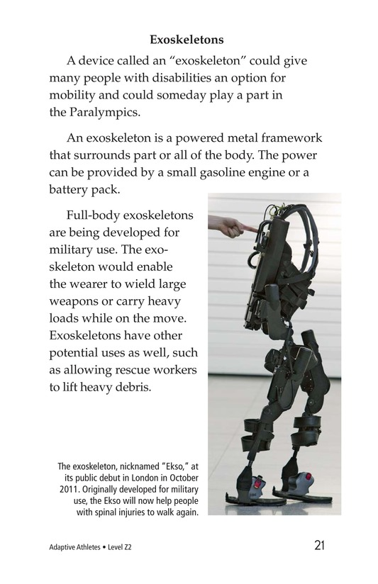 Book Preview For Adaptive Athletes Page 21