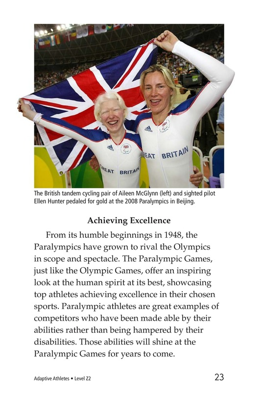 Book Preview For Adaptive Athletes Page 23