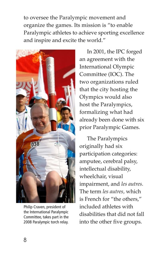 Book Preview For Adaptive Athletes Page 8
