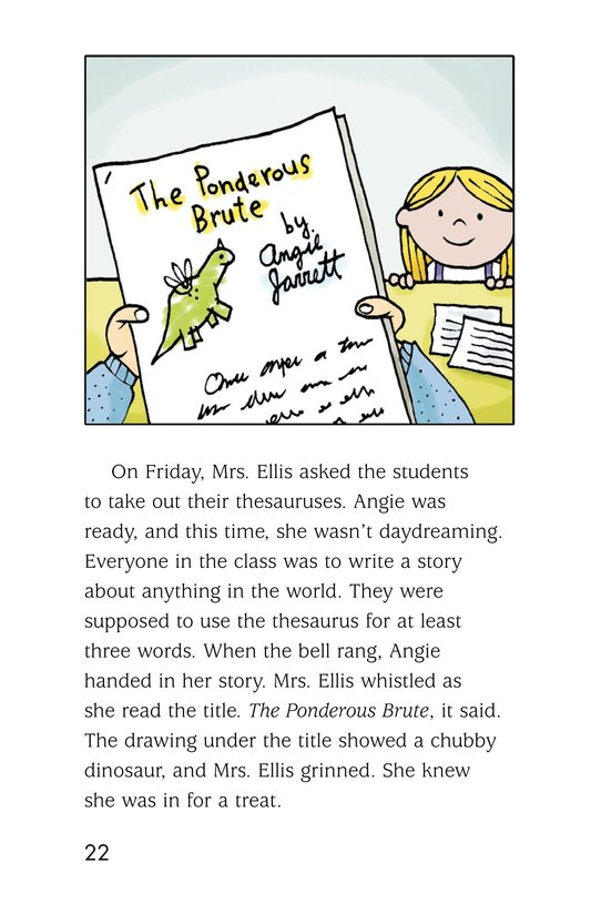 Book Preview For The Thesaurus Page 22