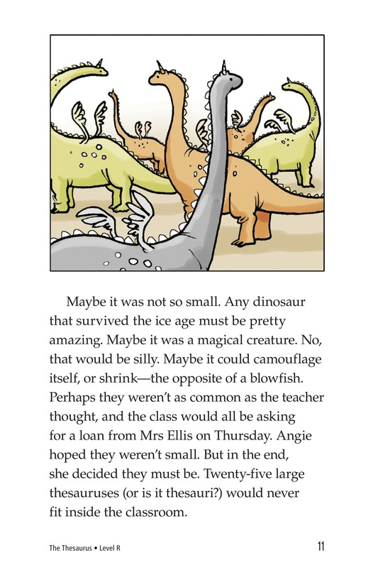 Book Preview For The Thesaurus Page 11
