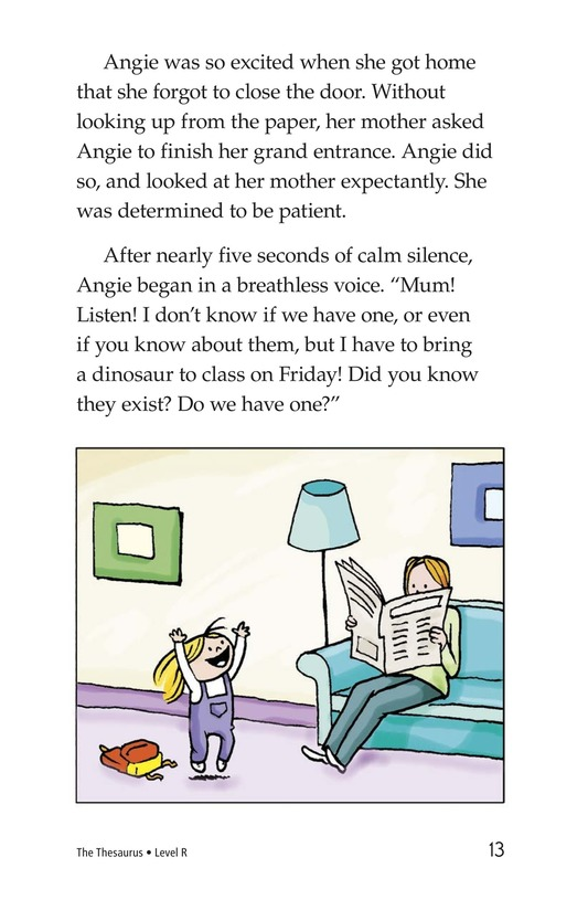Book Preview For The Thesaurus Page 13
