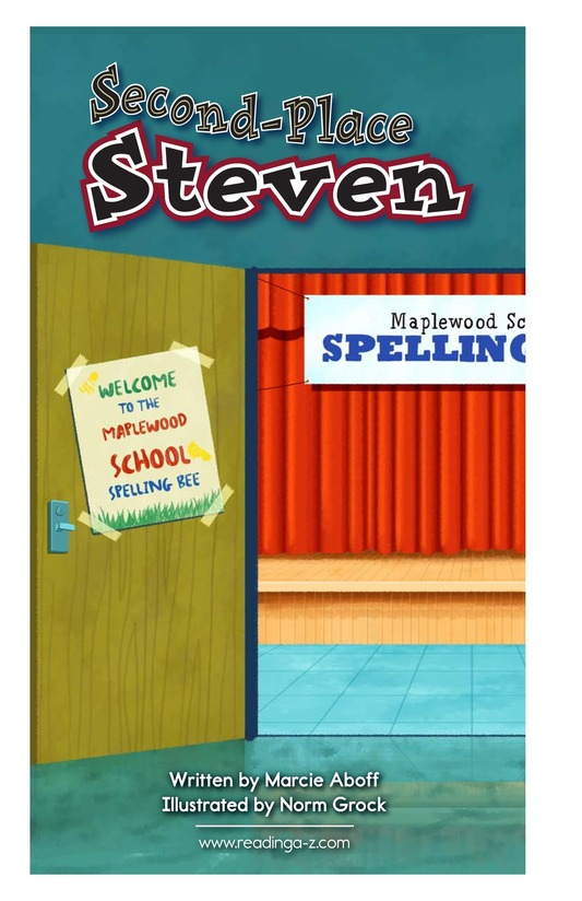 Book Preview For Second-Place Steven Page 2