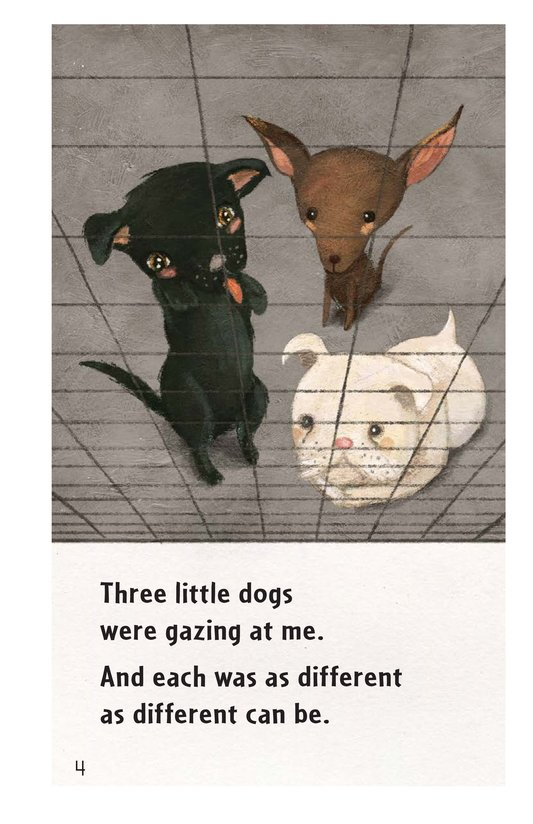 Book Preview For Three Little Dogs Page 4