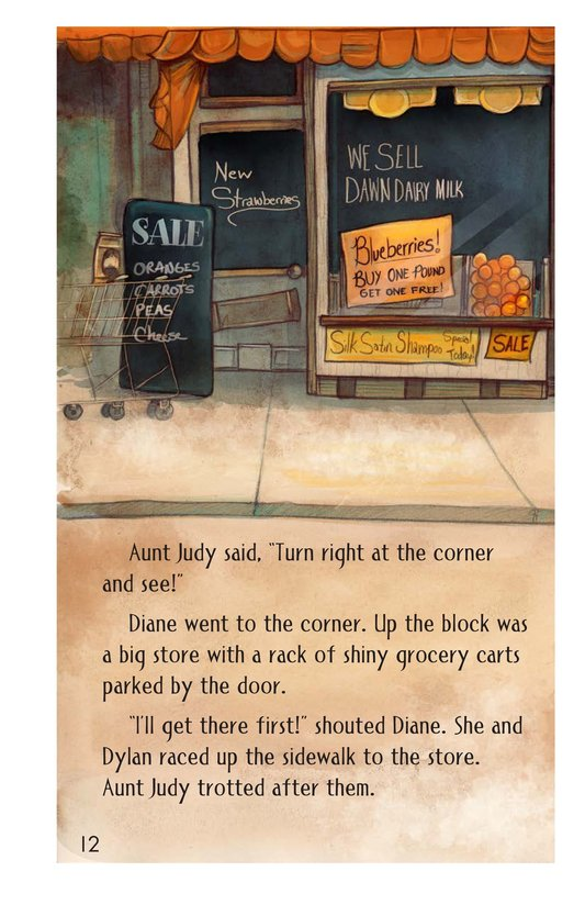 Book Preview For Follow that Clue! Page 12