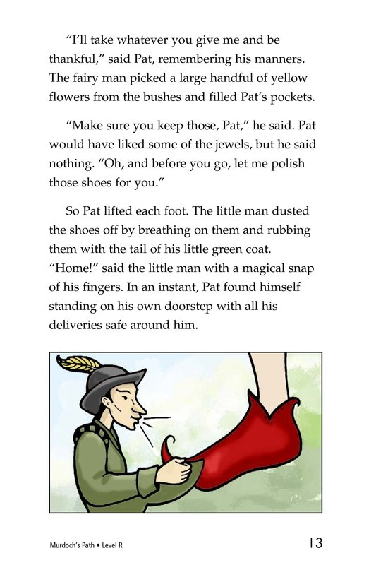 Book Preview For Murdoch's Path Page 13