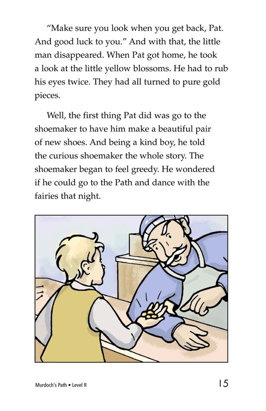 Book Preview For Murdoch's Path Page 15