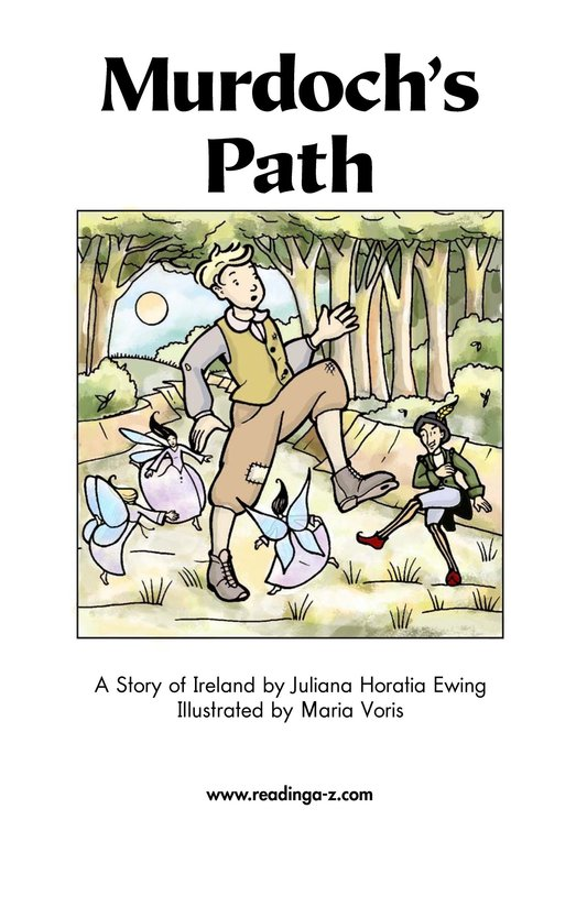Book Preview For Murdoch's Path Page 2