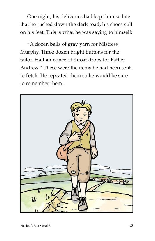 Book Preview For Murdoch's Path Page 5