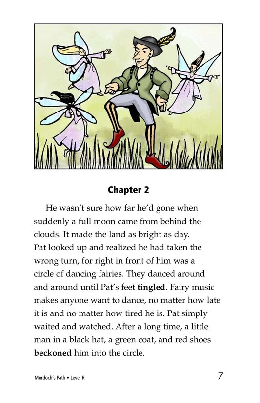 Book Preview For Murdoch's Path Page 7