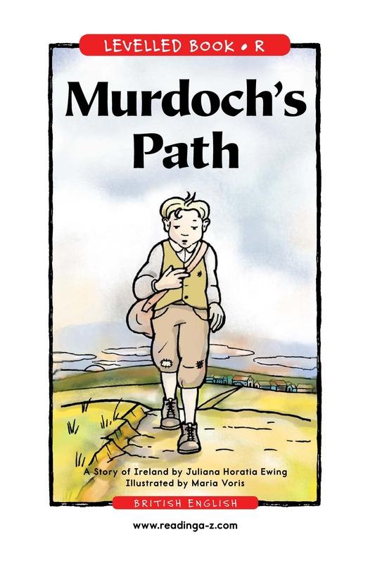 Book Preview For Murdoch's Path Page 1