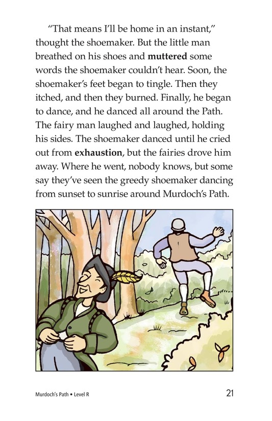 Book Preview For Murdoch's Path Page 21
