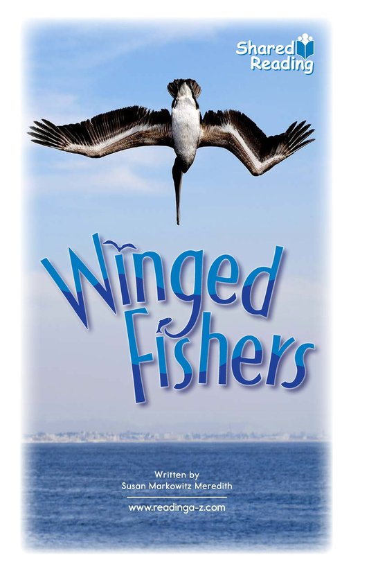 Book Preview For Winged Fishers Page 1