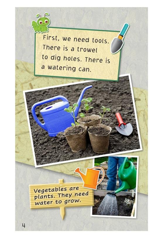 Book Preview For A Backyard Garden Page 4