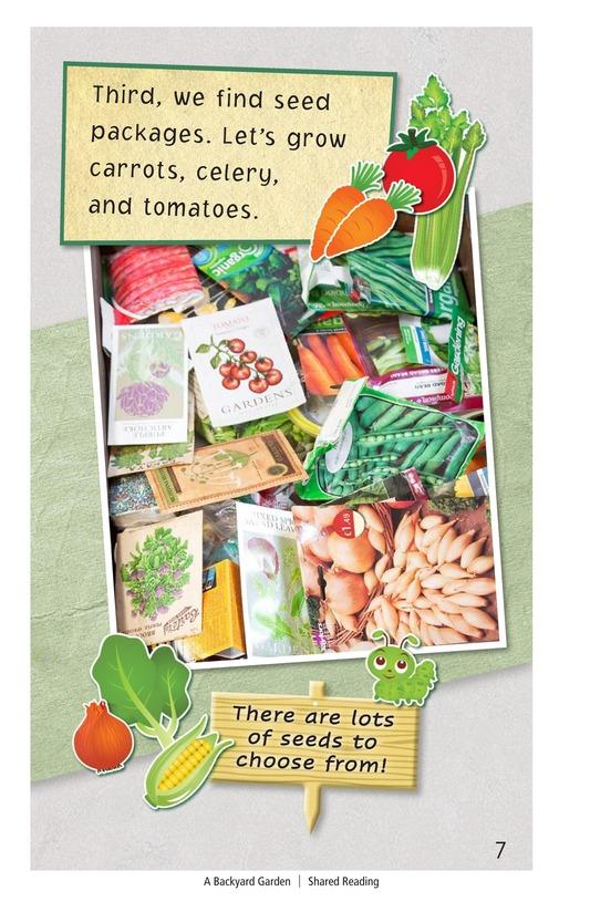 Book Preview For A Backyard Garden Page 7