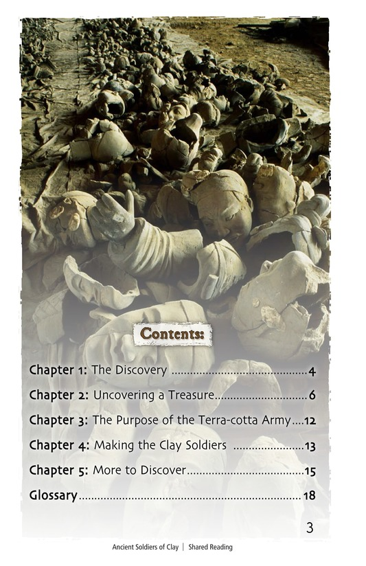 Book Preview For Ancient Soldiers of Clay Page 3