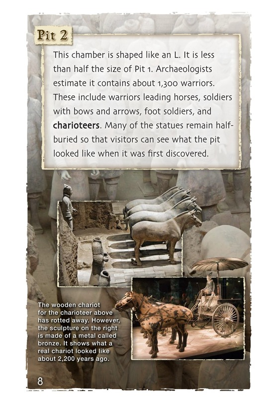 Book Preview For Ancient Soldiers of Clay Page 8