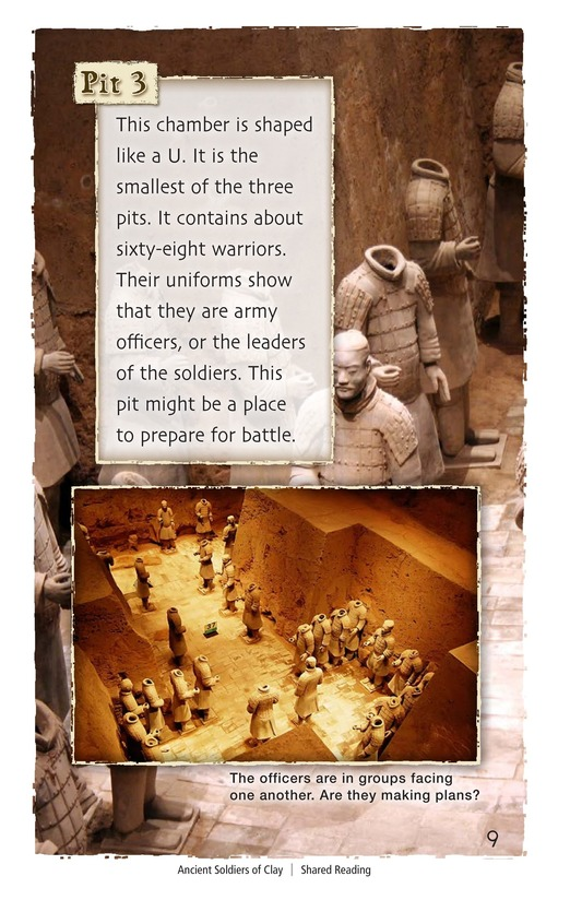 Book Preview For Ancient Soldiers of Clay Page 9
