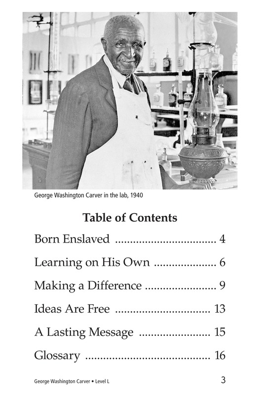 Book Preview For George Washington Carver Page 3