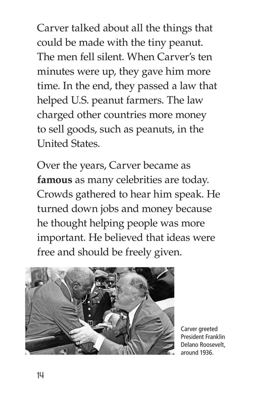 Book Preview For George Washington Carver Page 14