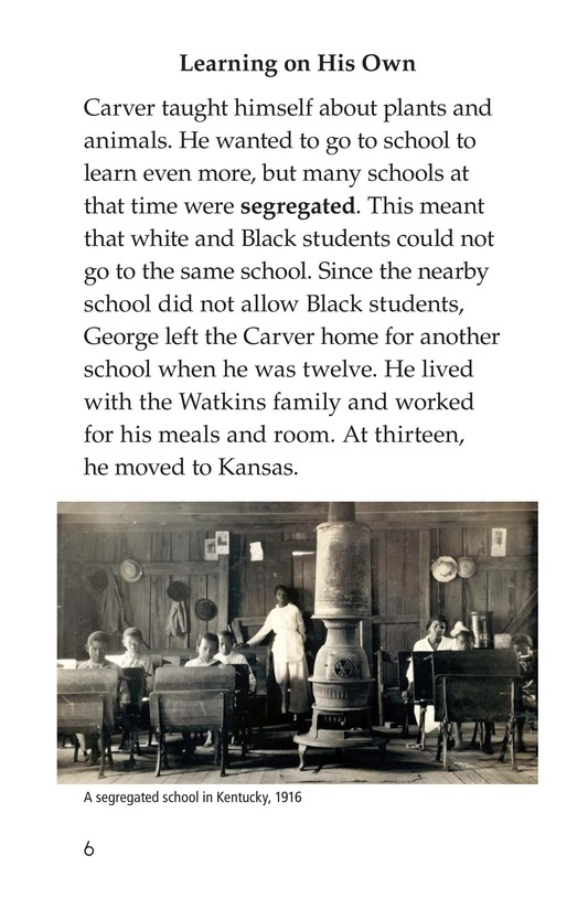 Book Preview For George Washington Carver Page 6