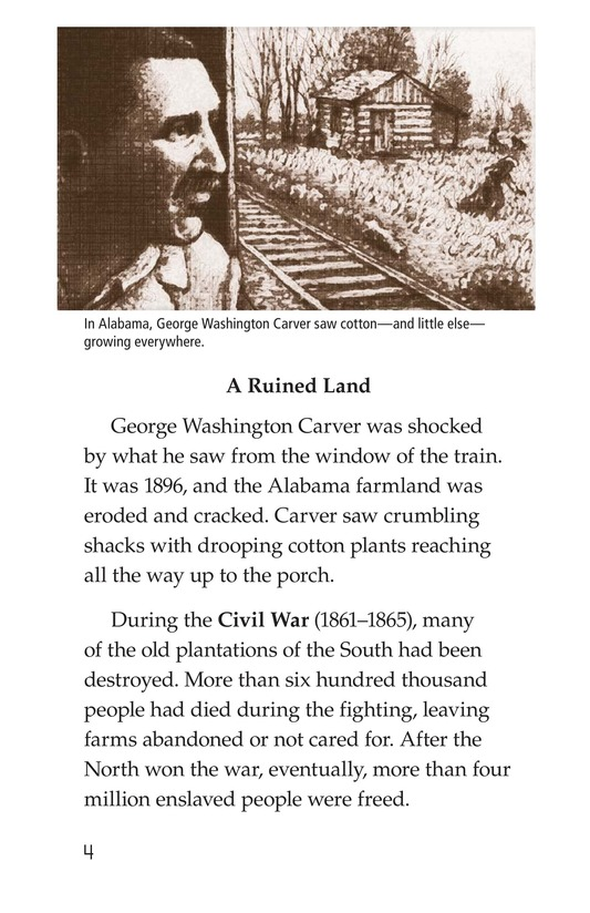 Book Preview For George Washington Carver Page 4