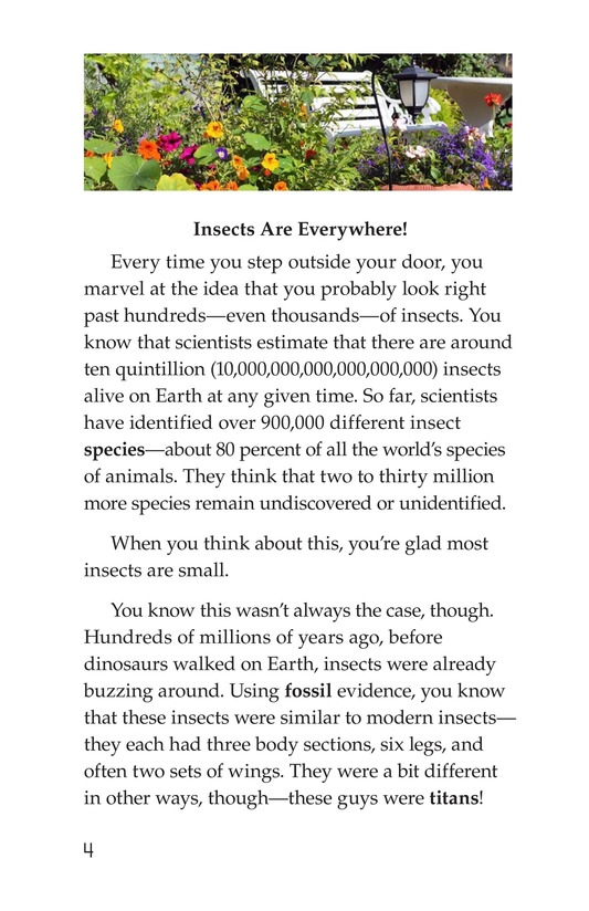 Book Preview For Giant Insects Page 4