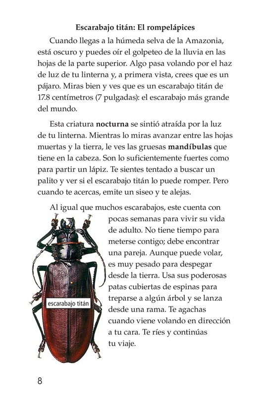 Book Preview For Giant Insects Page 8