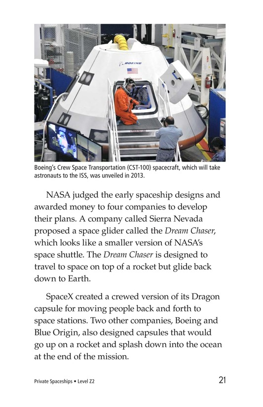 Book Preview For Private Spaceships Page 21