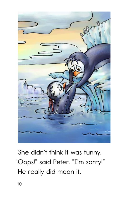 Book Preview For Penny the Rude Penguin Page 10