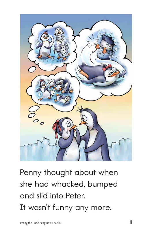 Book Preview For Penny the Rude Penguin Page 11
