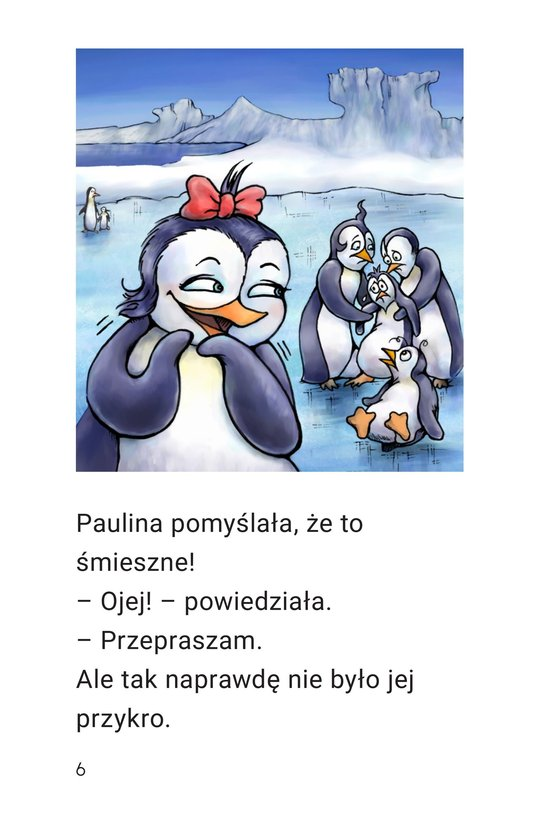 Book Preview For Penny the Rude Penguin Page 6