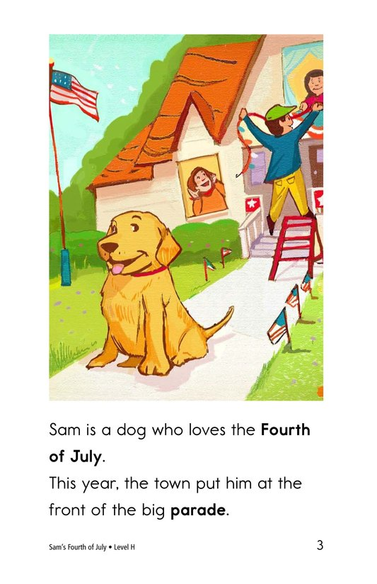 Book Preview For Sam's Fourth of July Page 3